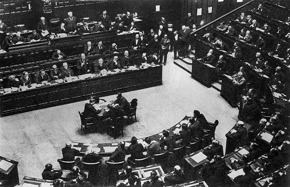 Fototeca Storica Nazionale「Mussolini's Speech」:写真・画像(4)[壁紙.com]