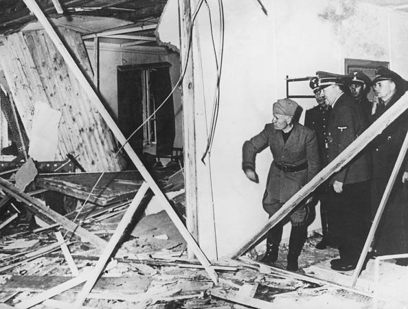 Assassination「Bombed Headquarters」:写真・画像(12)[壁紙.com]