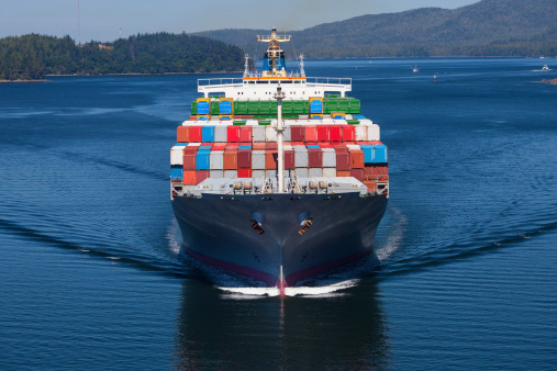 Mode of Transport「Container Ship」:スマホ壁紙(5)