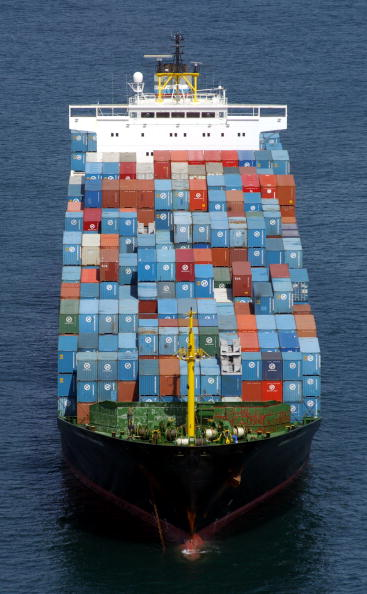 Cargo Container「West Coast Ports Remain Closed Amid Labor Dispute 」:写真・画像(13)[壁紙.com]