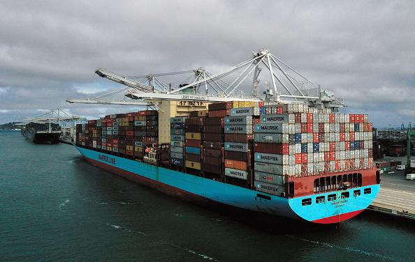 Container「China To Raise Tariffs On $60 Billion Of U.S. Goods, Escalating Trade War」:写真・画像(16)[壁紙.com]