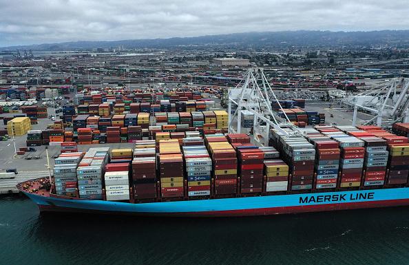 Container「China To Raise Tariffs On $60 Billion Of U.S. Goods, Escalating Trade War」:写真・画像(5)[壁紙.com]