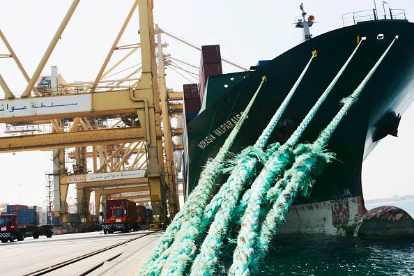 Rope「Container ship, Dubai port」:写真・画像(19)[壁紙.com]