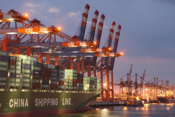 Hamburg - Germany「Northern Germany Is Hub Of International Shipping」:写真・画像(3)[壁紙.com]