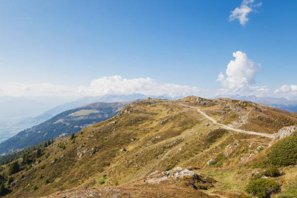 Almbrunn hiking trail, Lammersdorf Mountain, Nock Mountains, Carinthia, Austria:スマホ壁紙(壁紙.com)
