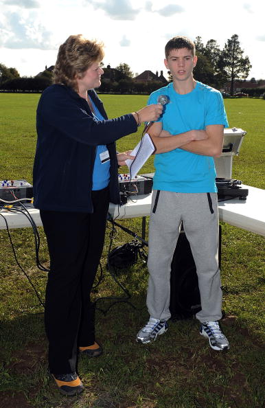 Boxer Luke Campbell「adidas London2012 adiZone Opening East Riding」:写真・画像(2)[壁紙.com]