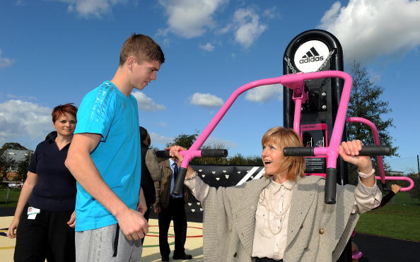 Boxer Luke Campbell「adidas London2012 adiZone Opening East Riding」:写真・画像(6)[壁紙.com]
