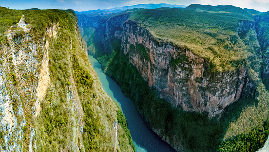 Canyon「Sumidero Canyon in Chiapas Mexico」:スマホ壁紙(6)