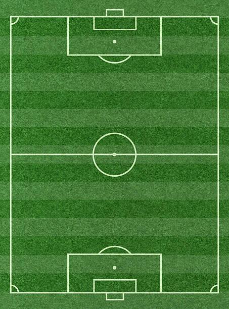 Soccer Football Pitch background textured:スマホ壁紙(壁紙.com)