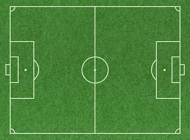 Soccer Football Pitch:スマホ壁紙(壁紙.com)