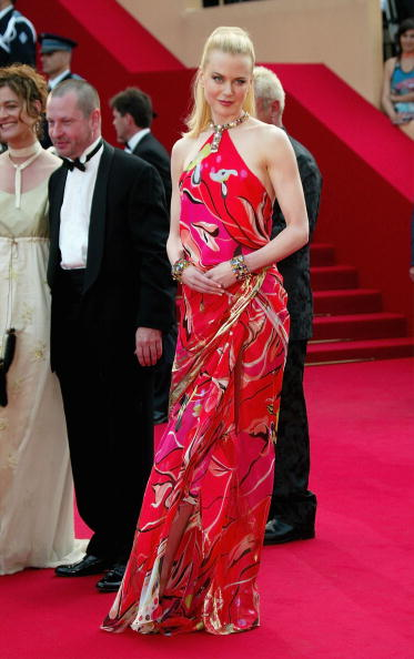 "Cuff Bracelet「""Dogville"" Premiere At The 56th International Cannes Film Festival」:写真・画像(4)[壁紙.com]"
