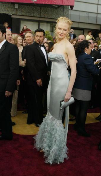 Necklace「76th Annual Academy Awards - Arrivals」:写真・画像(6)[壁紙.com]