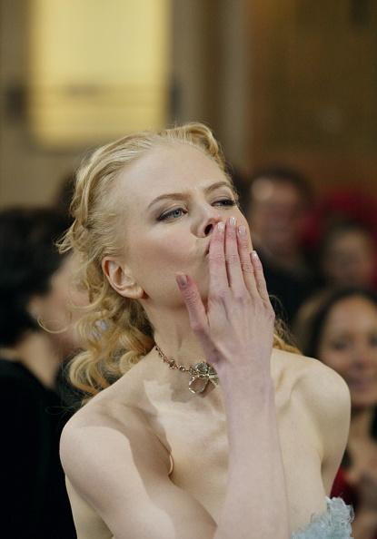 Necklace「76th Annual Academy Awards - Arrivals」:写真・画像(1)[壁紙.com]
