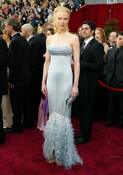 Blue Dress「76th Annual Academy Awards - Arrivals」:写真・画像(10)[壁紙.com]