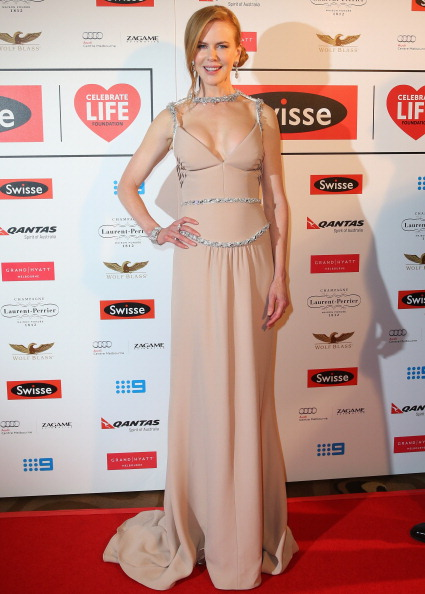 Up Do「Nicole Kidman Attends The Celebrate Life Ball In Melbourne」:写真・画像(4)[壁紙.com]