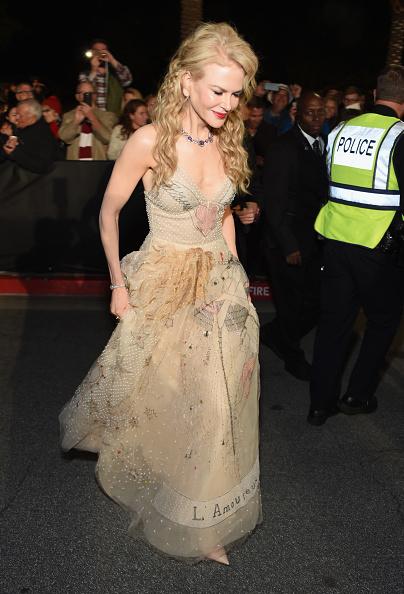 Nude Colored Dress「28th Annual Palm Springs International Film Festival - Red Carpet」:写真・画像(17)[壁紙.com]