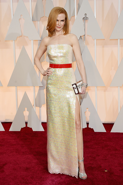 Yellow Dress「87th Annual Academy Awards - Arrivals」:写真・画像(18)[壁紙.com]