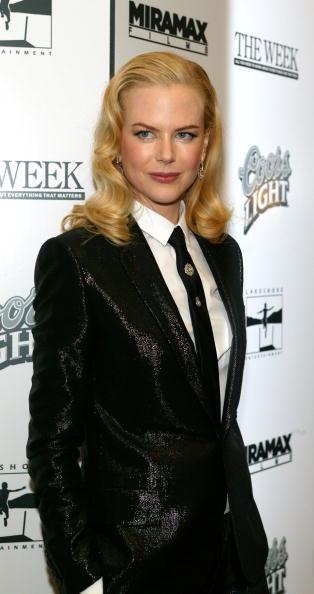 Necktie「Nicole Kidman Attends The New York Premiere of The Human Stain」:写真・画像(3)[壁紙.com]