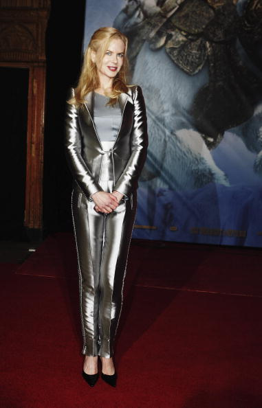 "Silver Colored「Australian Premiere Of ""The Golden Compass'」:写真・画像(11)[壁紙.com]"