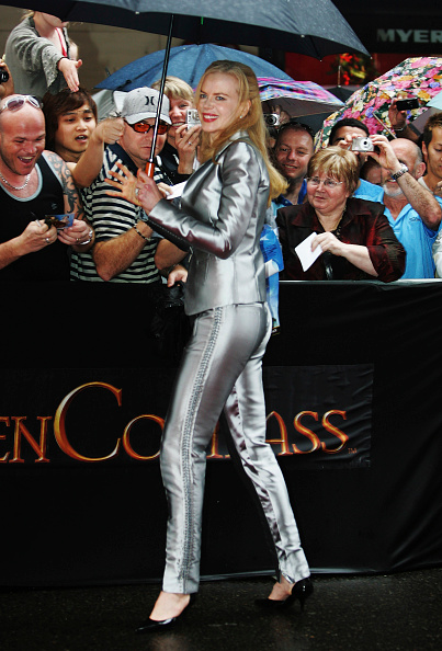 "Silver Colored「Australian Premiere Of ""The Golden Compass'」:写真・画像(5)[壁紙.com]"
