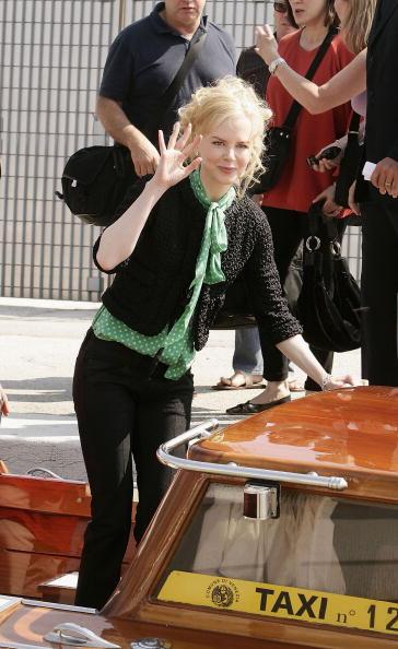 Cropped Jacket「61st Venice Film Festival: Nicole Kidman」:写真・画像(14)[壁紙.com]