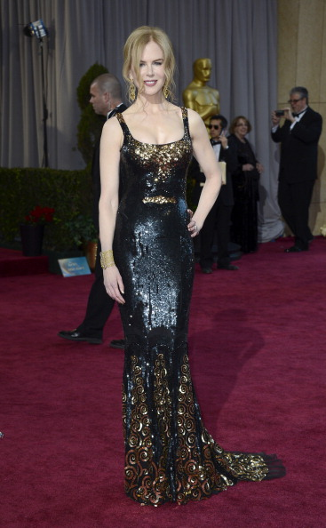 Black Color「85th Annual Academy Awards - Arrivals」:写真・画像(17)[壁紙.com]