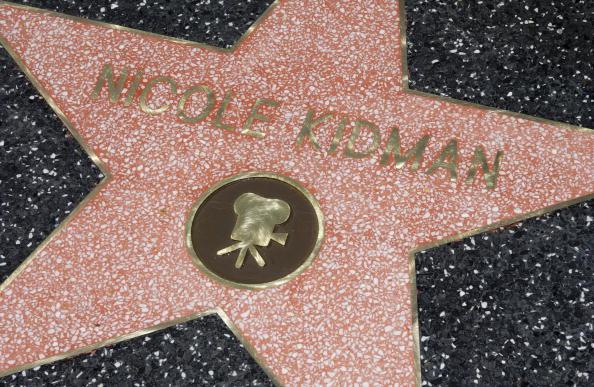 カリフォルニア州ハリウッド「Nicole Kidman Gets A Star on Hollywood Walk of Fame」:写真・画像(18)[壁紙.com]