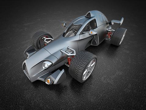 Hot Rod Car「race car」:スマホ壁紙(16)