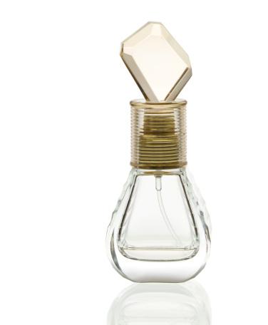 Gold「perfume bottle」:スマホ壁紙(4)