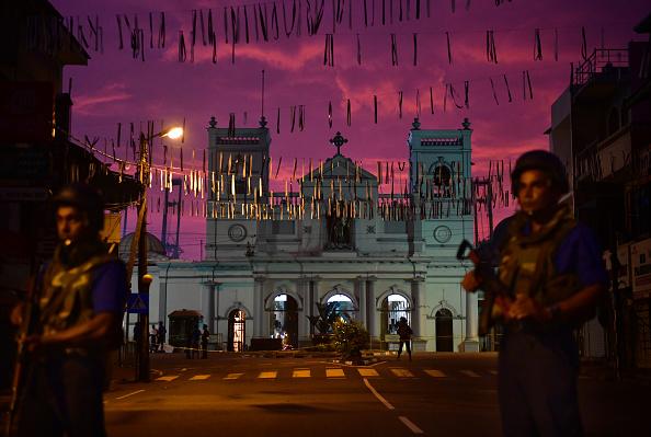 Sri Lanka「Multiple Explosions Hit Sri Lanka On Easter Sunday」:写真・画像(5)[壁紙.com]
