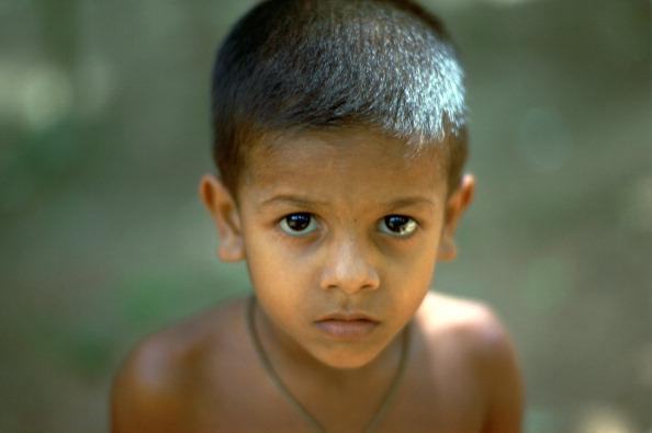 Sri Lankan Ethnicity「Sri Lankan child. Artist: CM Dixon」:写真・画像(10)[壁紙.com]