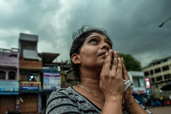 Sri Lanka「Multiple Explosions Hit Sri Lanka On Easter Sunday」:写真・画像(7)[壁紙.com]