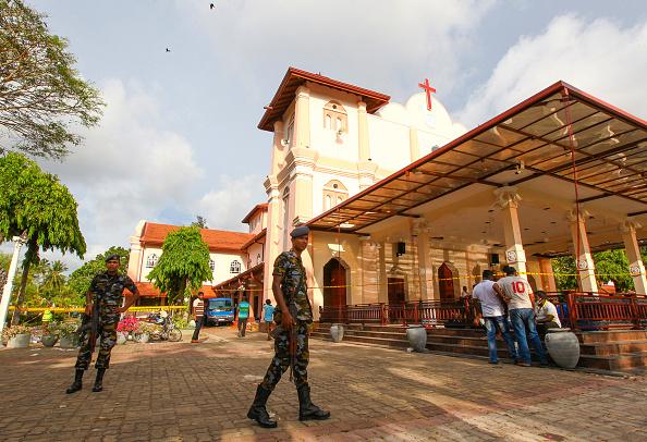 Sri Lanka「Multiple Explosions Hit Sri Lanka On Easter Sunday」:写真・画像(0)[壁紙.com]