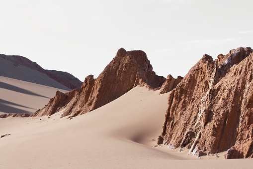 Desert「Landscapes of the Atacama desert」:スマホ壁紙(3)
