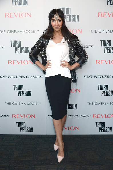 """Dimitrios Kambouris「The Cinema Society And Revlon Host A Screening Of Sony Pictures Classics' """"Third Person"""" - Arrivals」:写真・画像(9)[壁紙.com]"""