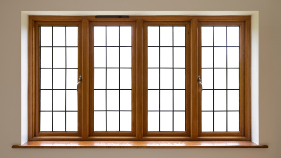 Window Latch「Mahogany leaded glass windows」:スマホ壁紙(9)