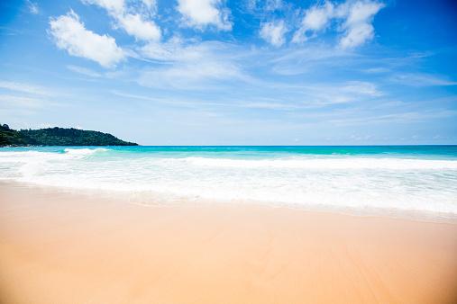 Andaman Sea「Secluded beach on a tropical island.」:スマホ壁紙(15)