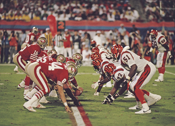 American Football - Sport「Super Bowl XXIII」:写真・画像(9)[壁紙.com]
