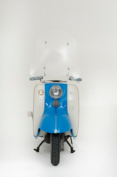 Headlight「1964 BSA Sunbeam 250cc」:写真・画像(16)[壁紙.com]