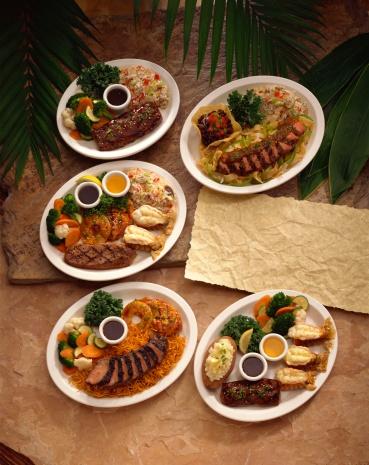 Baked Potato「Steak and lobster dinners」:スマホ壁紙(13)