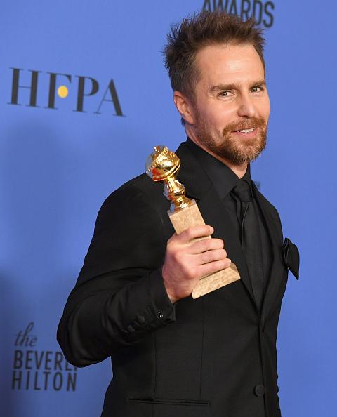 Smiling「75th Annual Golden Globe Awards - Press Room」:写真・画像(1)[壁紙.com]