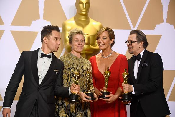 プレスルーム「90th Annual Academy Awards - Press Room」:写真・画像(16)[壁紙.com]