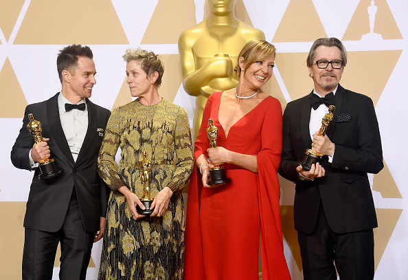 Winning「90th Annual Academy Awards - Press Room」:写真・画像(18)[壁紙.com]
