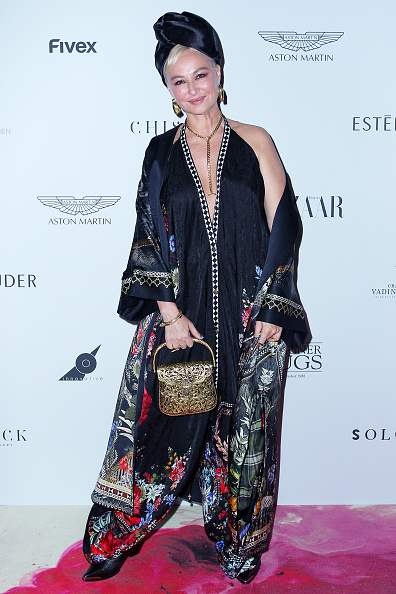Gold Purse「BAZAAR In Bloom Charity Gala - Arrivals」:写真・画像(11)[壁紙.com]