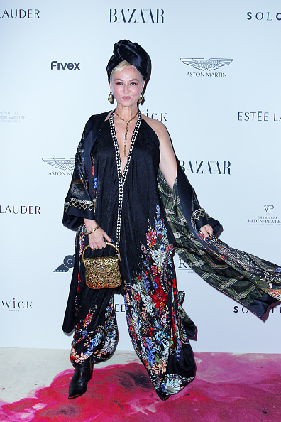 Gold Purse「BAZAAR In Bloom Charity Gala - Arrivals」:写真・画像(12)[壁紙.com]
