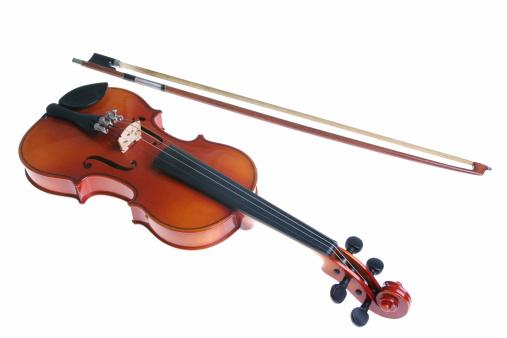 Violin「Bow and violin」:スマホ壁紙(9)