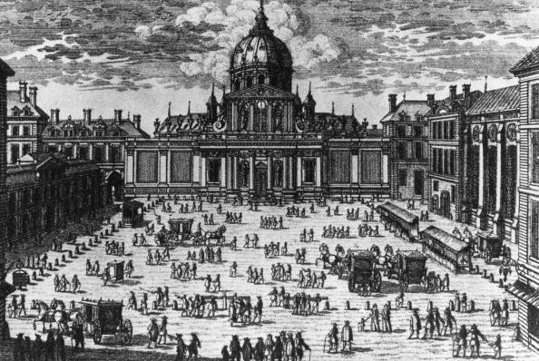 Courtyard「Sorbonne」:写真・画像(6)[壁紙.com]