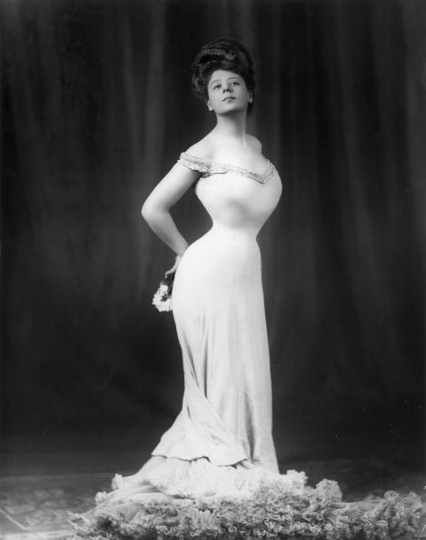 1900-1909「A Gibson Girl」:写真・画像(13)[壁紙.com]
