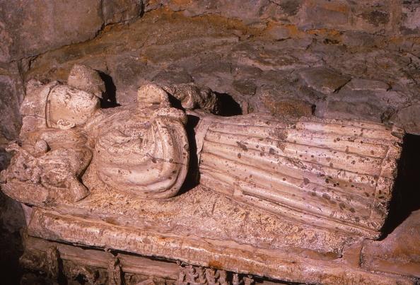 Male Likeness「Effigy Of Edward (1471-84)」:写真・画像(1)[壁紙.com]