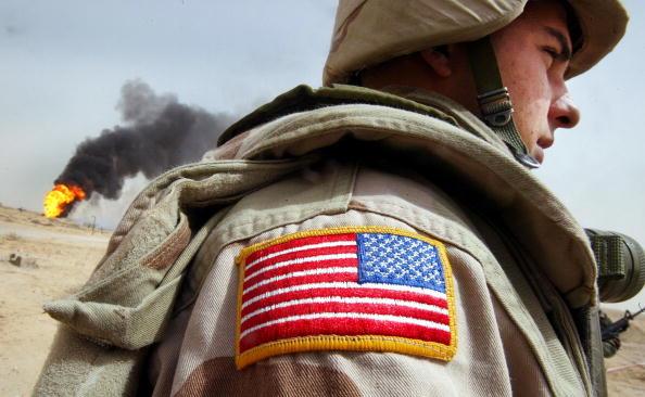 USA「Oil Fires Burn In Iraq」:写真・画像(5)[壁紙.com]